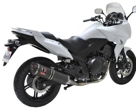 Devil fait chanter la nouvelle Honda CBF 1000 avec de l'inox et du carbone…