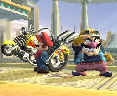 Les motards aussi pourront jouer avec Mario