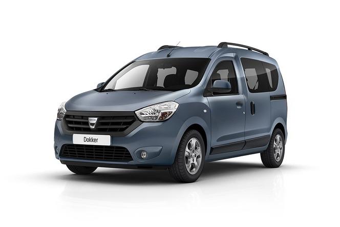 Voici le nouvel utilitaire Dacia, le Dokker!