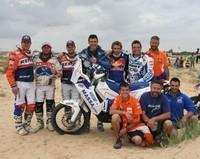 Rallye de Tunisie 2009: brèves de pilotes...