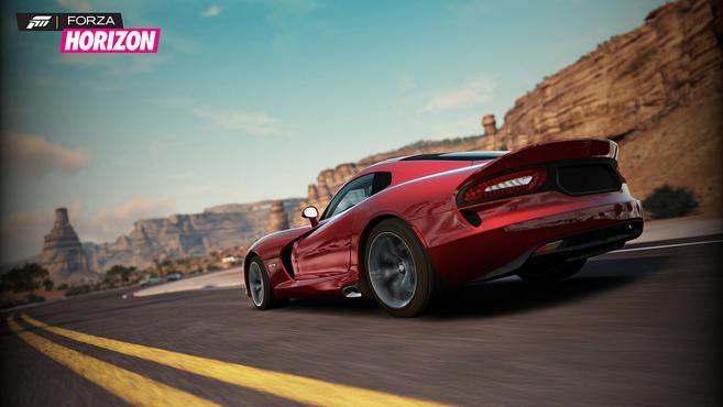 Forza Horizon : un environnement ouvert associé au gameplay de Forza 4 ?