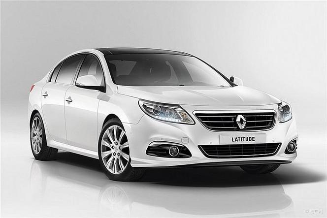 La Renault Latitude restylée, c'est elle!