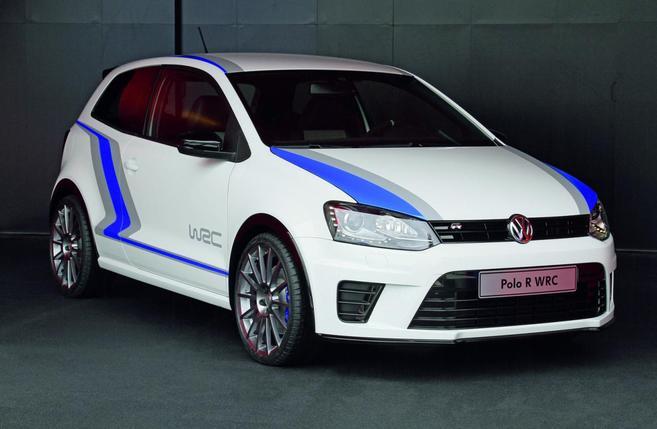 Volkswagen présente la Polo R WRC version route