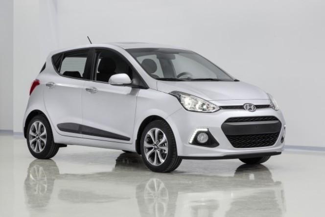 Toutes les nouveautés du salon de Francfort 2013 - Hyundai i10 : à l'assaut des européennes