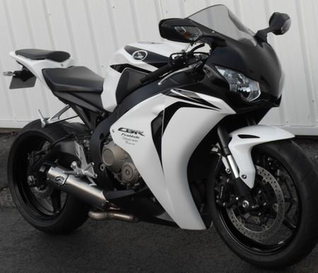La Honda 1000 CBR mue en Lazareth Design…