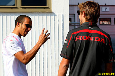 """Formule 1: Mansell: """"Button est fini"""""""