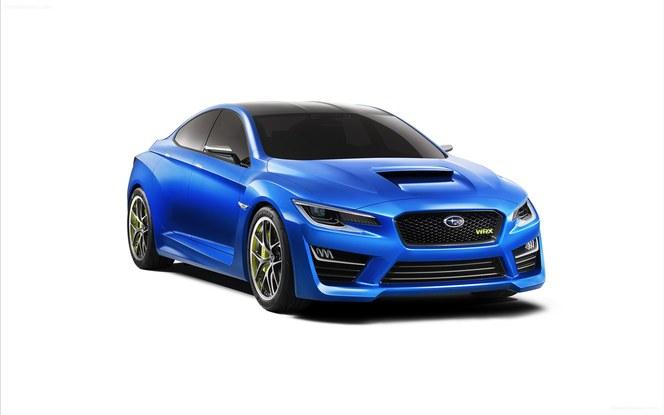 Toutes les nouveautés du salon de Francfort 2013 - Subaru Viziv Concept et WRX Concept : inspiratrices