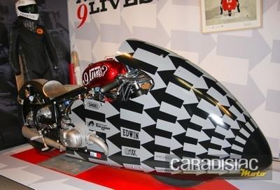Salon Moto Légende 2014: l'expo National Motos, les constructeurs et les pros.