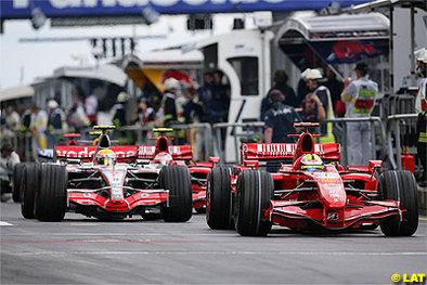 """Formule 1: Montezemolo: """"On peut toutes les gagner"""""""