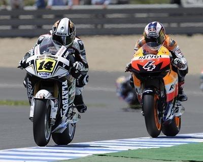 Moto GP - Espagne: Que du bonheur pour Randy