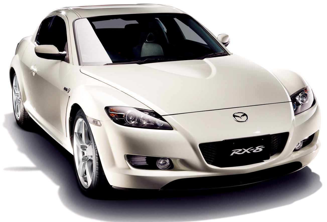 mazda rx 8 rotary engine 40th anniversary limited edition. Black Bedroom Furniture Sets. Home Design Ideas