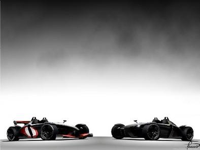 Racer X Design RZ Formula Concept: en rêve seulement...