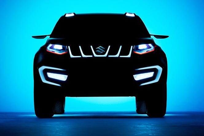 Toutes les nouveautés du salon de Francfort 2013 - Suzuki iV-4 : crossover à venir