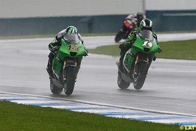 Moto GP: Pays Bas: Sec ou mouillé, il faudra compter avec De Puniet.