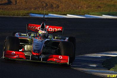Formule 1 - Test Jerez: Buemi enfonce le clou
