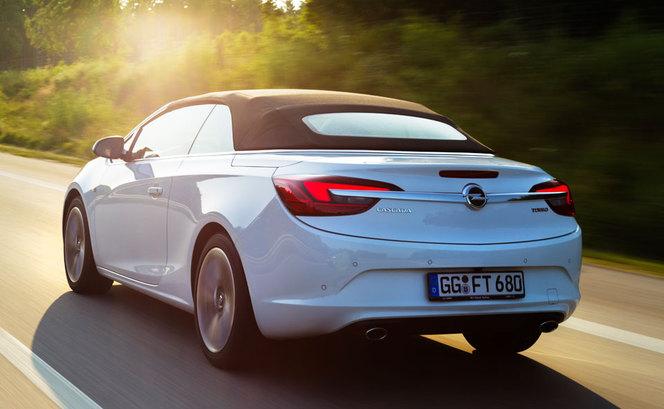 200 ch pour l'Opel Cascada à Francfort