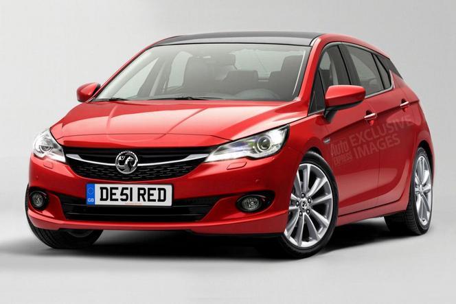 Future Opel Astra: comme ça?