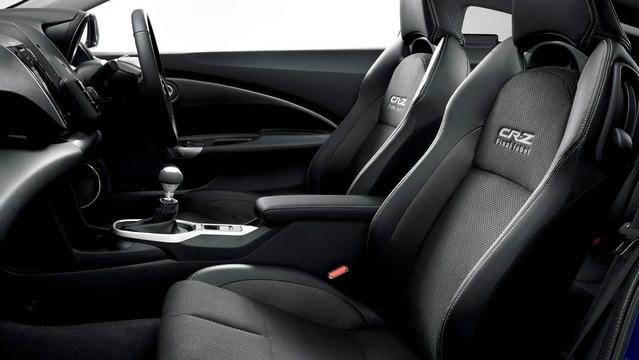 Honda CR-Z Final Label : le dernier de la lignée