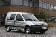 VUL - Peugeot Partner Origin: la fiche technique