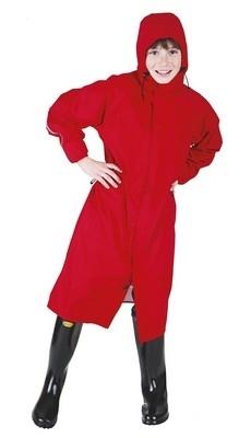 Tucano Urbano remet le petit chaperon rouge au goût du jour: la veste Parabellum Kid.