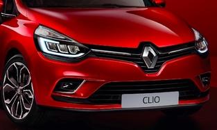 La Clio restylée peut être équipée d'optiques full LED.