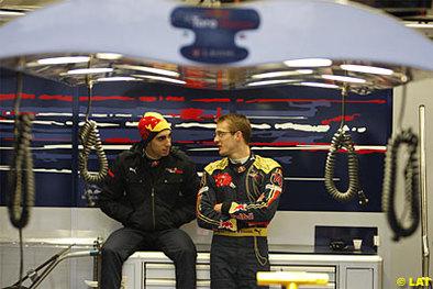 Formule 1 - Toro Rosso: Bourdais cherche budget