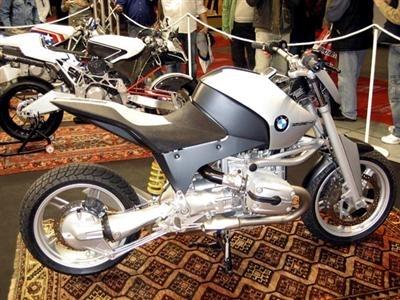 Retour sur le Concept bike Bmw Vyrus Zen
