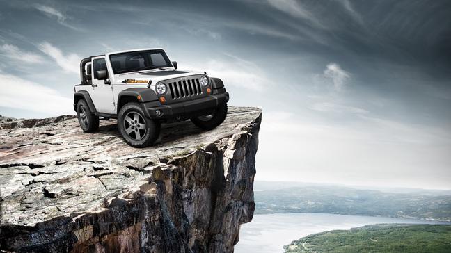 Jeep : une série spéciale Mountain pour le Wrangler