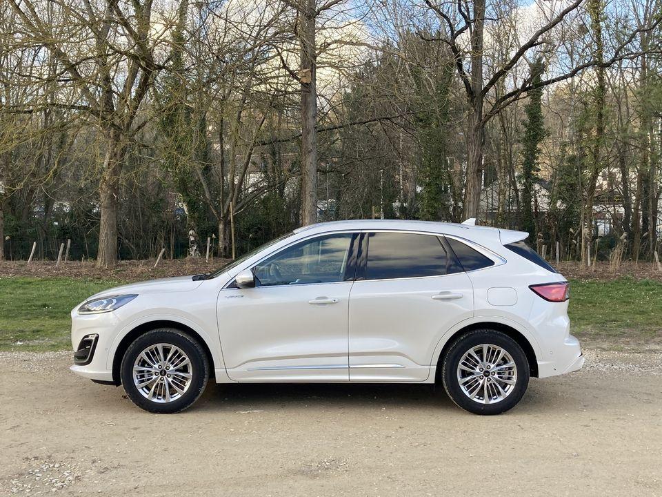 Ford Kuga 2.5 FHEV 190 ch (2021) - L'évaluation de la ...