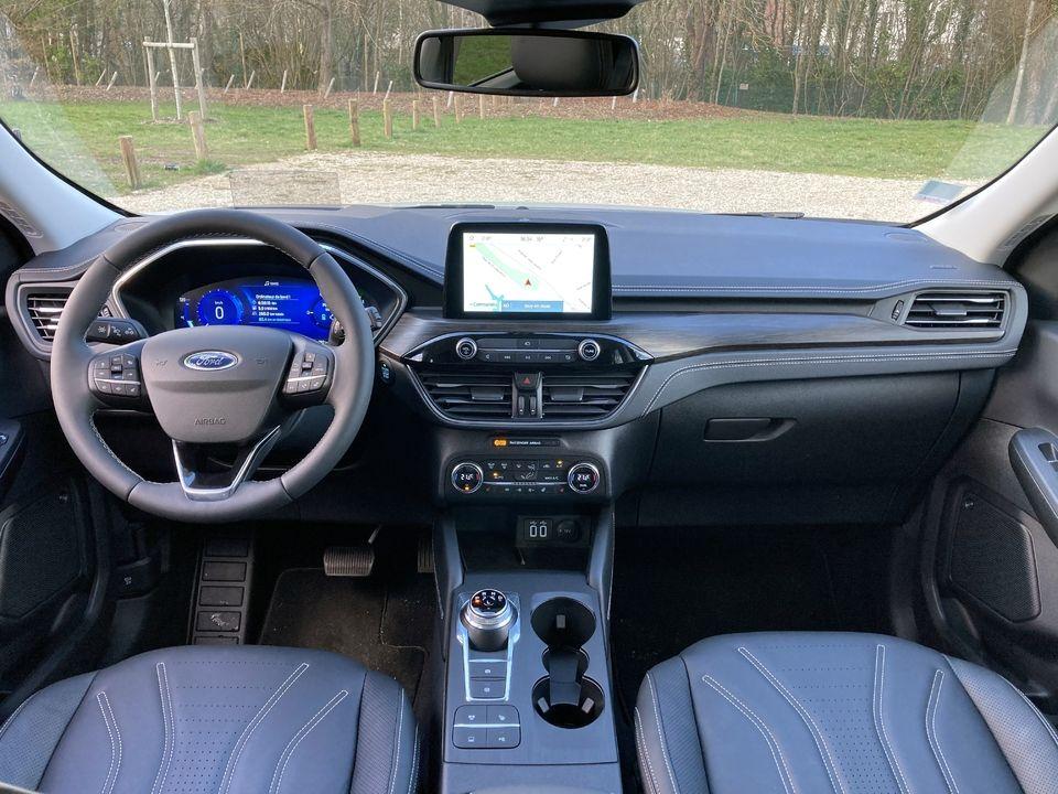 Essai - Ford Kuga 2.5 FHEV 190 ch (2021) : que vaut le ...