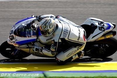 Superbike - Monza: Laconi sera presque à domicile