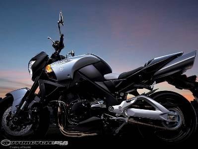 Suzuki B-King : on attend toujours...