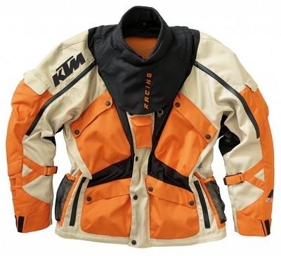 Pour les amateurs de raids : la veste KTM Rallye.