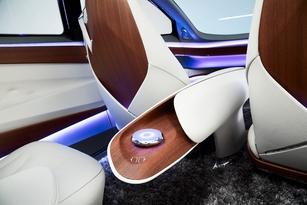 Présentation - Volkswagen ID Vizzion : tellement autonome qu'elle se passe de volant