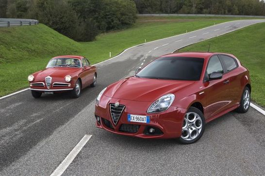 alfa romeo giulietta sprint les livraisons d butent partir de 26800. Black Bedroom Furniture Sets. Home Design Ideas