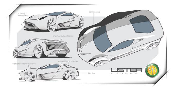 Lister prépare une hypercar, et parce que c'est Lister, elle sera extraordinaire