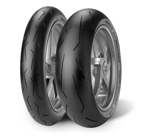 Pirelli Diablo Supercorsa SP : La référence Racing-Supersport