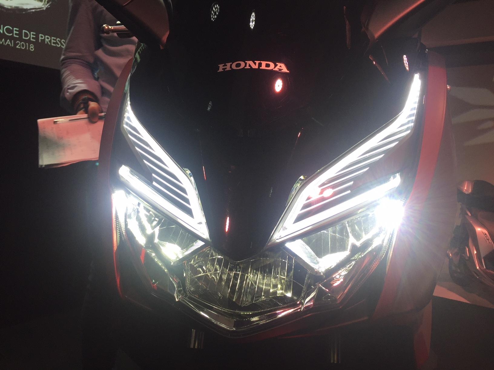 Honda Le Forza 125 2019 Se D 233 Voile