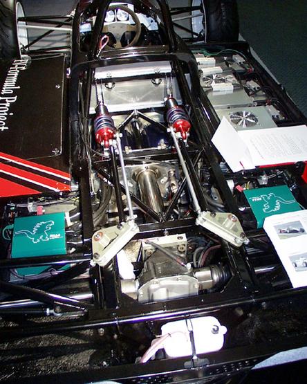 Formula EVX01