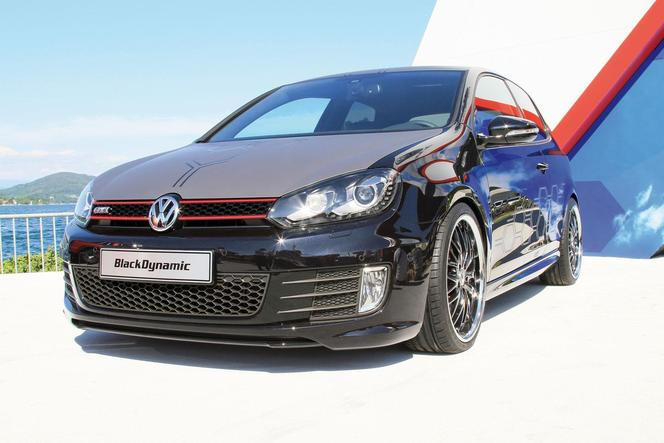 Wörthersee 2012 : VW Golf GTI Black Dynamic Concept avec 360 ch