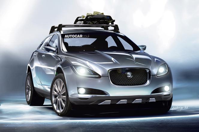 Surprise : est-ce le SUV Jaguar ?
