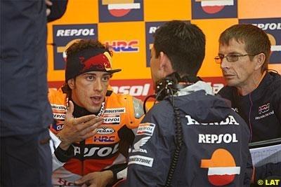 Moto GP - Honda: Saison couperet pour Dovizioso