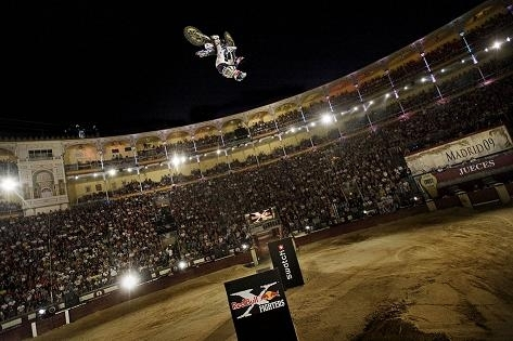 Red-Bull X-Fighters 2010 : des sites exceptionnels prévus au calendrier