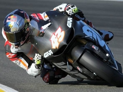 Moto GP – 2015: les derniers tests avec l'hibernation