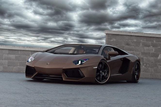 Lamborghini Aventador Wheelsandmore : 760 ch de Pâques