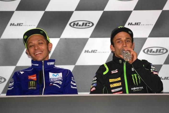 Une chute impressionnante au Mugello — GP d'Italie