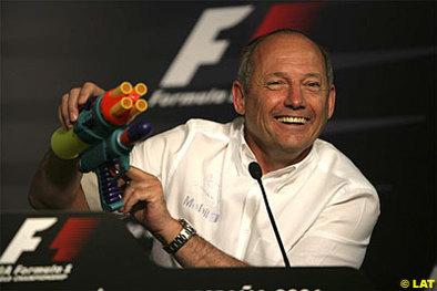 Formule 1: Une nouvelle tempête pour McLaren ?