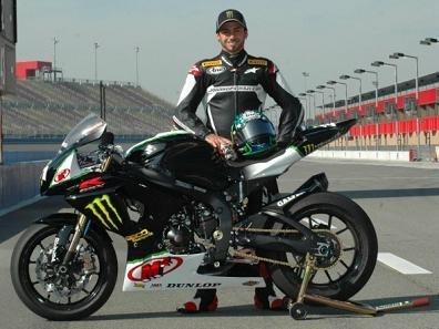 """Superbike - AMA: Les nouvelles couleurs de """"Hopper"""""""