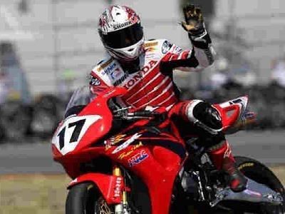 Moto GP: Laguna Seca: Un Américain sera sur la Honda Gresini.