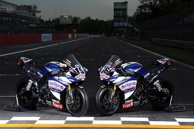 Superbike - Monza: Sterilgarda arrive chez Yamaha
